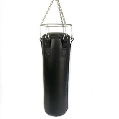 Боксерский мешок кожа 150 см (D=40) в наличии в магазине Сайд-Степ