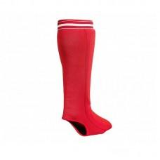 Тканевая защита ног Clinch красная