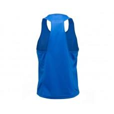 Детская майка боксерская Clinch olimp синяя
