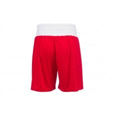 Детские шорты боксерские Clinch olimp красные