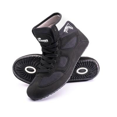 Борцовки Cobra черные в наличии в магазине Сайд-Степ
