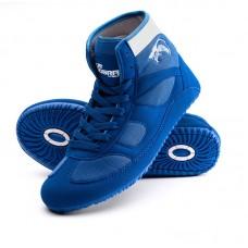 Борцовки Cobra синие