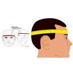 Подбор шлема. Как правильно измерить обхват головы?