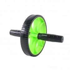 Ролик для пресса Espado черно-зеленый