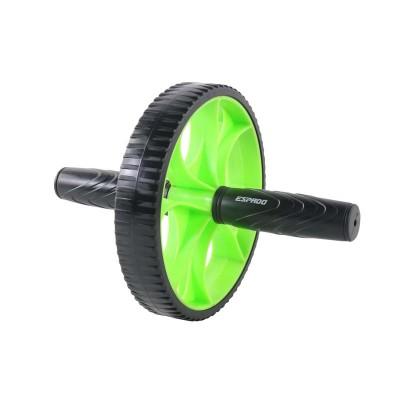 Ролик для пресса Espado черно-зеленый в наличии в магазине Сайд-Степ