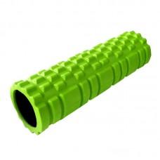 Роллер массажный Espado 45х14 см зеленый