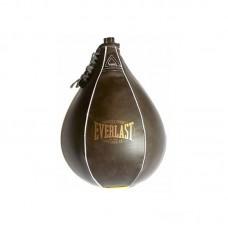 Пневмогруша скоростная Everlast vintage 23x15 коричневая