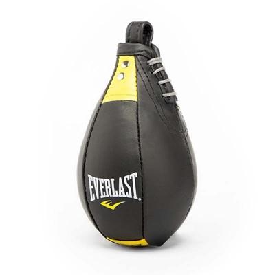 Пневмогруша скоростная профессиональная Everlast complete pro kangaroo leather 23x16 в наличии в магазине Сайд-Степ