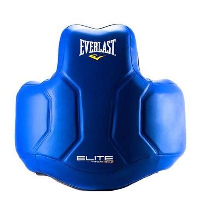 Жилет защитный тренерский Everlast elite pu синий в наличии в магазине Сайд-Степ
