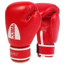 Детские боксерские перчатки Green Hill hamed красные