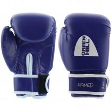 Детские боксерские перчатки Green Hill hamed синие