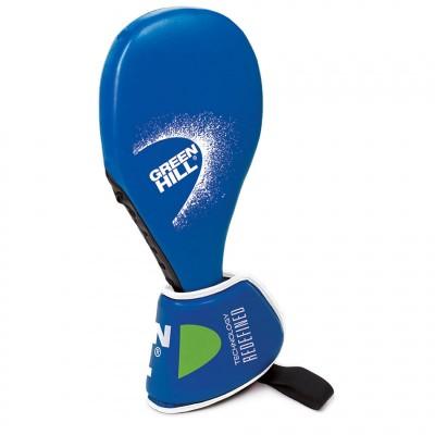 Ракетка Green Hill для тхэквондо синяя в наличии в магазине Сайд-Степ