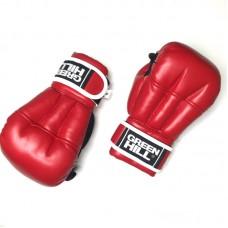 Перчатки для рукопашного боя Green Hill красные