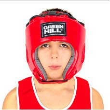 Детский шлем Green Hill orbit красный