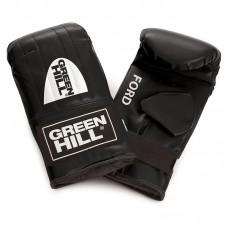 Перчатки снарядные Green Hill ford черные