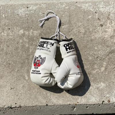 Перчатки Green Hill сувенирные белые ФБР big в наличии в магазине Сайд-Степ