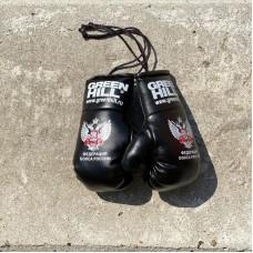 Перчатки Green Hill сувенирные черные ФБР big