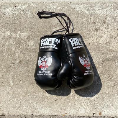 Перчатки Green Hill сувенирные черные ФБР big в наличии в магазине Сайд-Степ