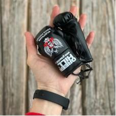 Перчатки Green Hill сувенирные черные ФБР