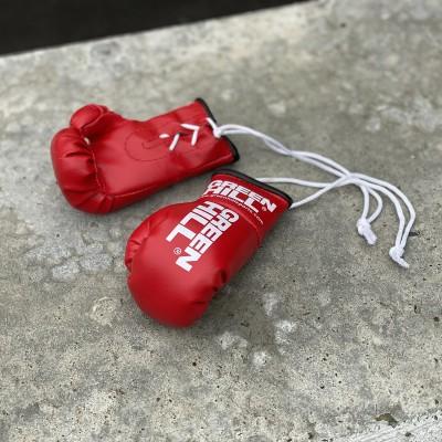 Перчатки Green Hill сувенирные красные | Сайд-Степ