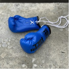 Перчатки Green Hill сувенирные сине-черные