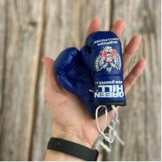 Перчатки Green Hill сувенирные синие ФБР