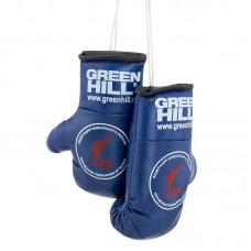 Перчатки Green Hill сувенирные синие ФКР