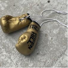 Перчатки Green Hill сувенирные золотистые