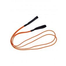 Эспандер лыжника Indigo 200 см 2 жгута красный