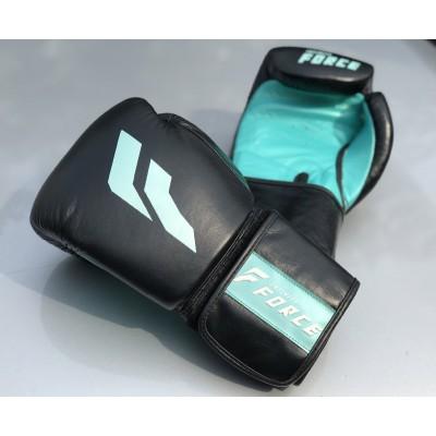 Боксерские перчатки Infinite Force dark ice - Сайд-Степ магазин спортивной экипировки