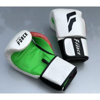 Боксерские перчатки Infinite Force mexico - Сайд-Степ магазин спортивной экипировки