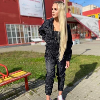 Костюм сауна для похудения черный - Сайд-Степ магазин спортивной экипировки