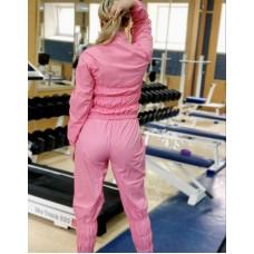 Костюм сауна для похудения розовый