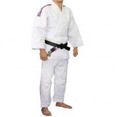 Кимоно для дзюдо Крепыш Я 'Мастер' белое