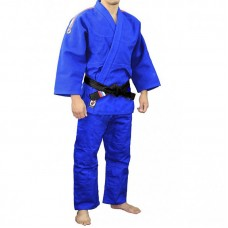 Кимоно для дзюдо Крепыш Я standart синее