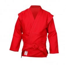 Куртка самбо Крепыш Я ataka красная