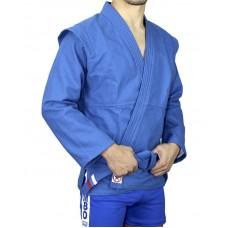 Куртка самбо Крепыш Я ataka синяя