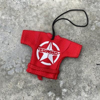 Сувенирная куртка Крепыш Я sambo красная в наличии в магазине Сайд-Степ