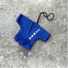 Сувенирная куртка Крепыш Я Самбо синяя