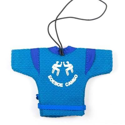 Сувенирная куртка Боевое самбо синяя | Сайд-Степ