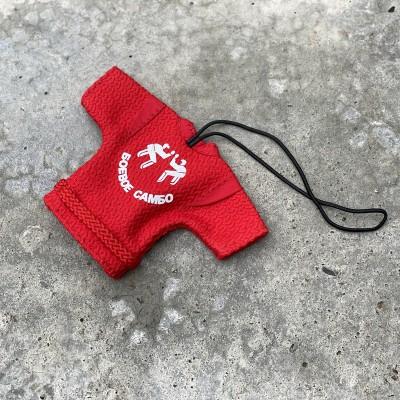 Сувенирная куртка Крепыш Я Боевое самбо красная в наличии в магазине Сайд-Степ