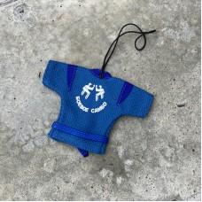 Сувенирная куртка Крепыш Я Боевое самбо синяя