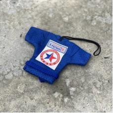 Сувенирная куртка Крепыш Я ВФС синяя