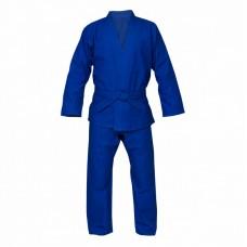 Детское кимоно для универсального боя синее