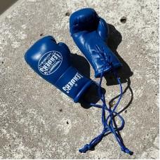 Перчатки Leaders сувенирные синие