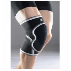 Наколенник Live Up knee support black/gray