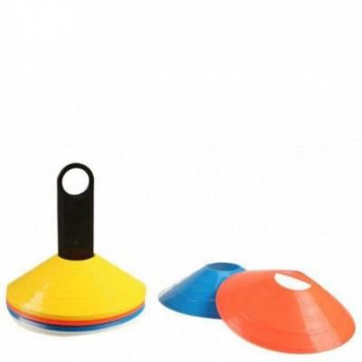 Фишки Live Up agility cones with rack в наличии в магазине Сайд-Степ