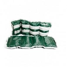 Утяжелители Live Up 2 кг зеленые