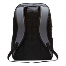 Рюкзак Nike brasilia 9.0 XL черно-серый