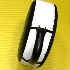 Макивара круглая Reyvel 2.0 черно-белая